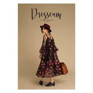 Dresseum 從前從前 與蝶共舞 復活版
