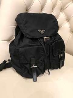 🈹🈹Real Prada Backpack(90%New)