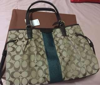 COACH BAG- Genuine- from USA- with box