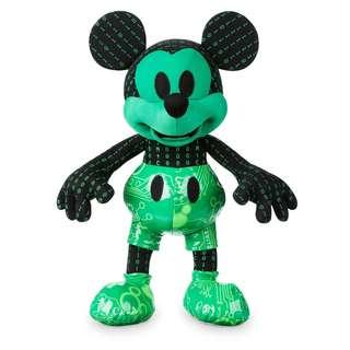 Disney Mickey Mouse Memories Plush October Limited Edition