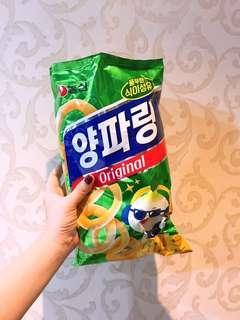 Korea Food and Mask