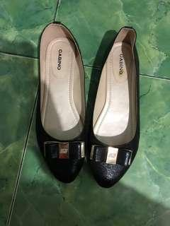 FLAT SHOES HITAM  40
