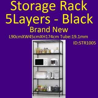 Storage Rack - Metal Rack - Shelf - Brand New