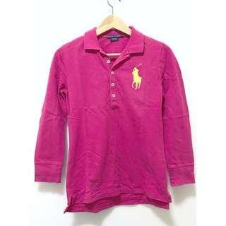 Polo Ralph Lauren Women Big Pony Polo Shirt