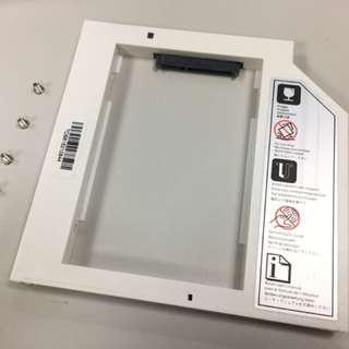 筆電光碟機硬碟轉接架