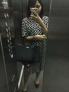 Warehouse Slit Dress