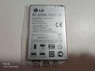 Brand New LG G3 Battery
