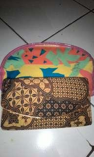 Dompet batik take all