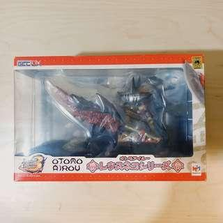 Game Characters Collection DX - Monster Hunter 3rd Palico F Rathalos Armor