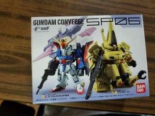 全新 FW Gundam Converge Sp06 The O 及 Z Gundam 高達 食玩