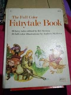 The Full Color Fairy Tale Book