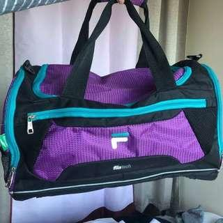 FilaTech Sport Duffel / Gym Bag