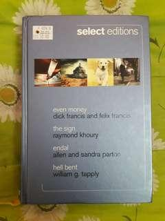 Preloved Novel: Select Editions