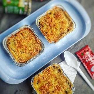 Mac & cheese pasta