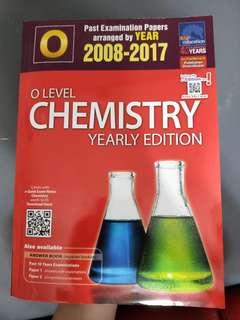 O level Chemistry yearly edition