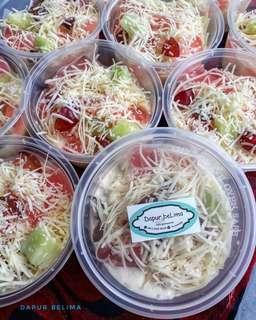 Salad Buah Dapur Belima