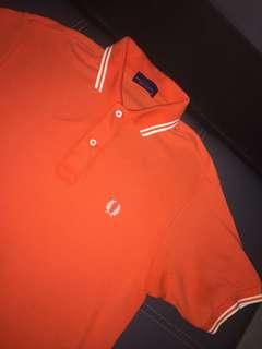Fred Perry Ringer Made in Japan Authentic