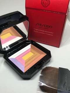 Shiseido 胭脂 7 lights powder illuminator