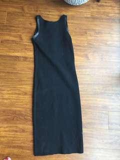 Zara Midi LBD Dress - Small
