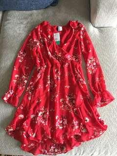 BNWT floral dress from H&M