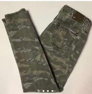 Armani Exchange Camouflage Jeans