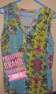 Preloved branded tops