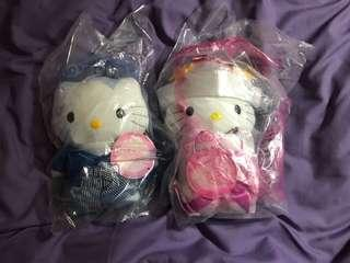 Japanese costumes Hello Kitty x2