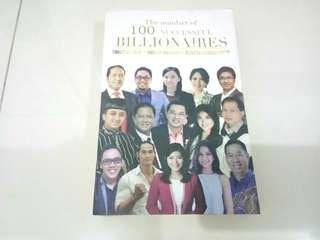 The Mindset Of 100 Successful Billionaires Buku Finance Keuangan Bisnis