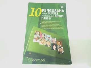 100 Pengusaha Yang Sukses Membangun Bisnis Dari 0 Buku Finance Keuangan Bisnis