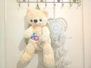 Tas Ransel Teddy Bear Tas Fashion Korea Lucu