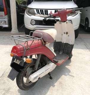 Yamaha pasola