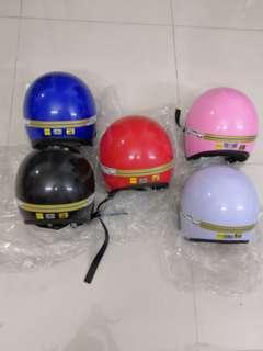 MS88 ms 88 Helmet topi keledar motor sirim blue biru merah red merah jambu pink white putih black hitam