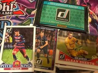 2015 Donruss soccer (16 張)