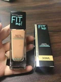 Fit me foundation
