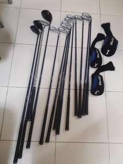 Golf Set (complete wd bag)