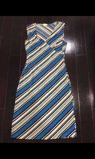 Dress stripes size M