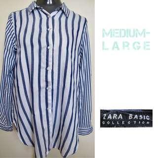 Zara Stripes Longsleeve