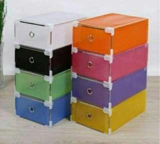 SHOE BOX ORGANIZER