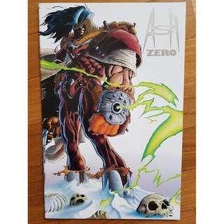 ASH - 5 comics (Offer item no 008)