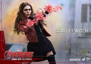 Hottoys, MMS301 - Avengers: Age of Ultron: Scarlet Witch
