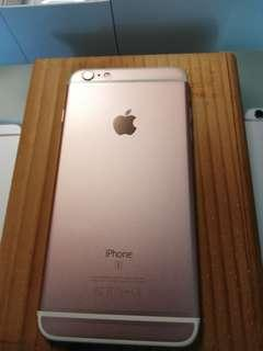 IPhone 6s plus 16g rose gold