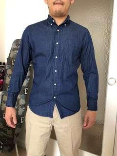 Uniqlo Men Shirt