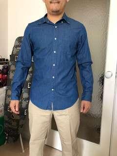 Uniqlo Denim Shirt