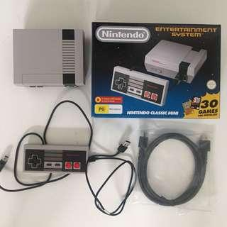 NINTENDO | classic mini entertainment system