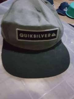 Quicksilver cap 🧢