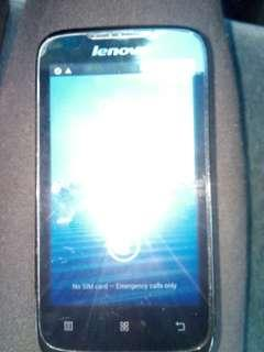 LENOVO A369I FOR SALE