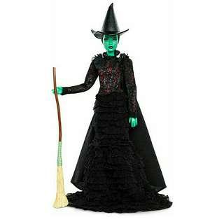 Barbie Collector Musical Wicked Elphaba Doll