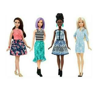 Barbie Fashionista Giftsets