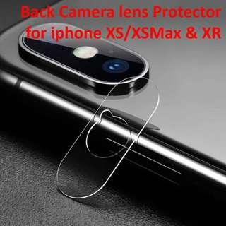 🚚 iPhone XS/XS Max & XR Camera Lens Protector,