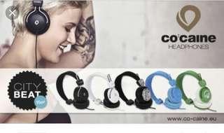 Cocaine headphones - #5 Urban style